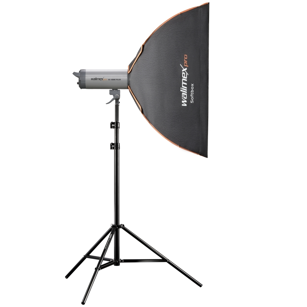 Walimex pro Softbox PLUS OL 90x90cm Broncolor