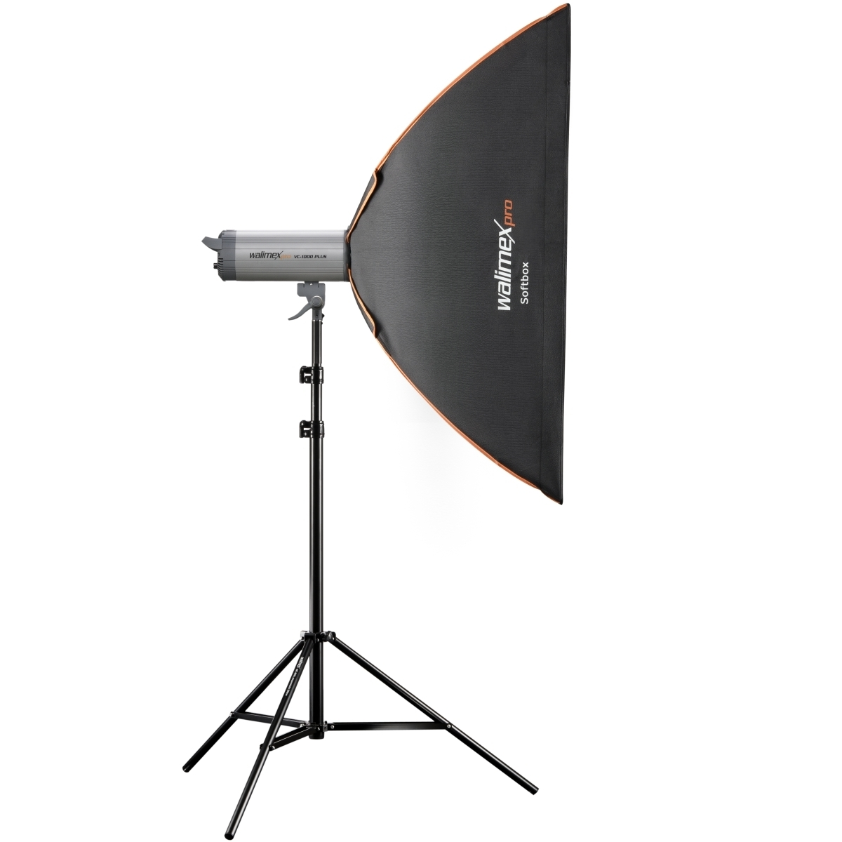 Walimex pro Softbox PLUS OL 80x120cm Aurora/Bowens
