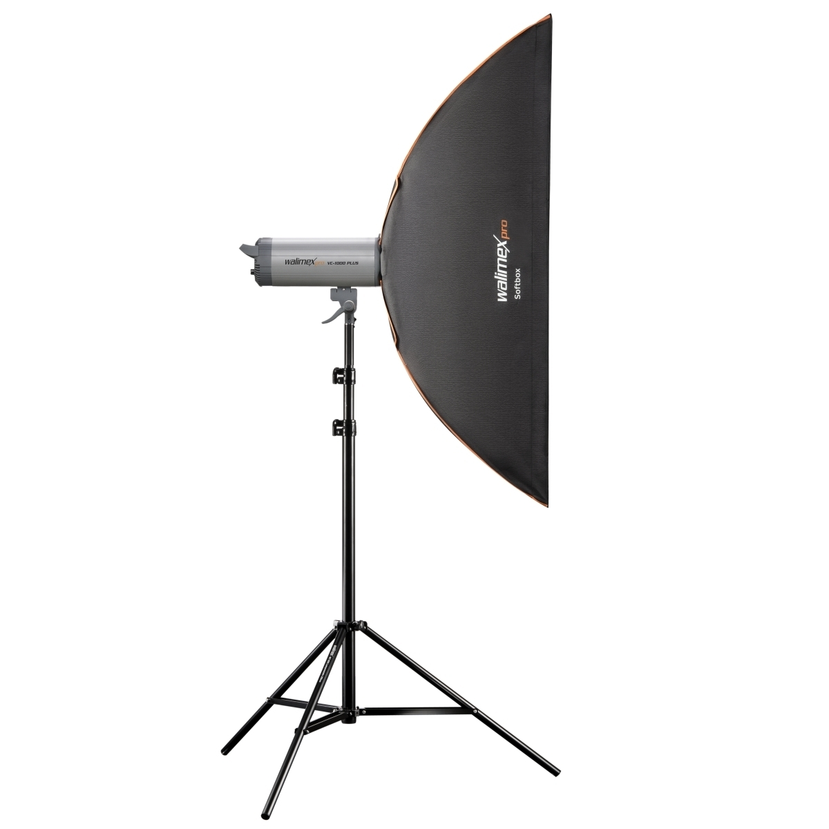 Walimex pro Softbox PLUS OL 30x120cm Hensel EH