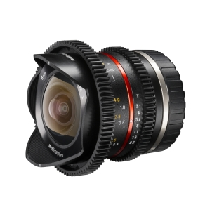 Walimex pro 8/3,1 Fisheye Video APS-C Sony E