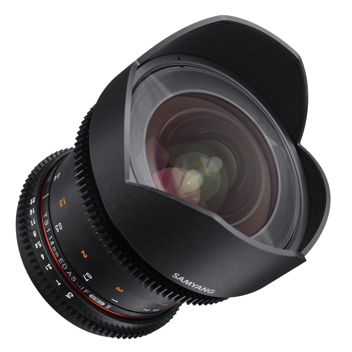 Samyang 10mm T3.1 ED AS NCS CS VDSLR Canon EF
