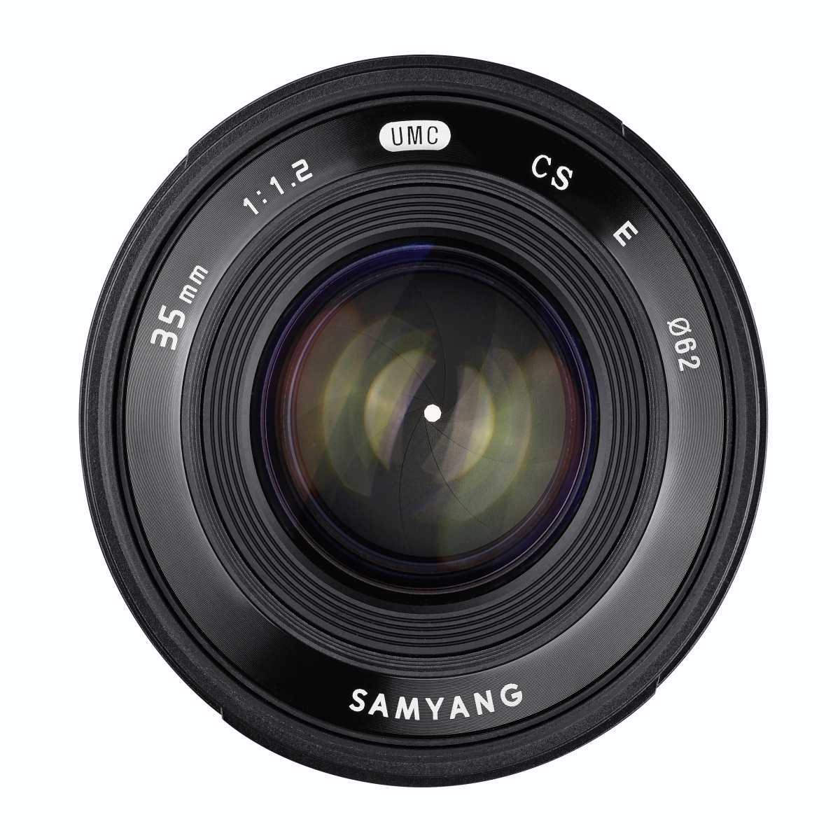 Samyang MF 35mm F1.2 APS-C Sony E