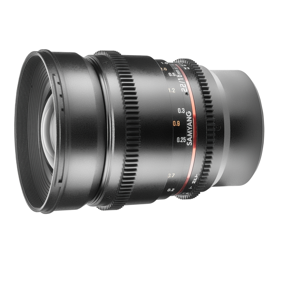 Samyang MF 16mm F2.0 APS-C Sony E