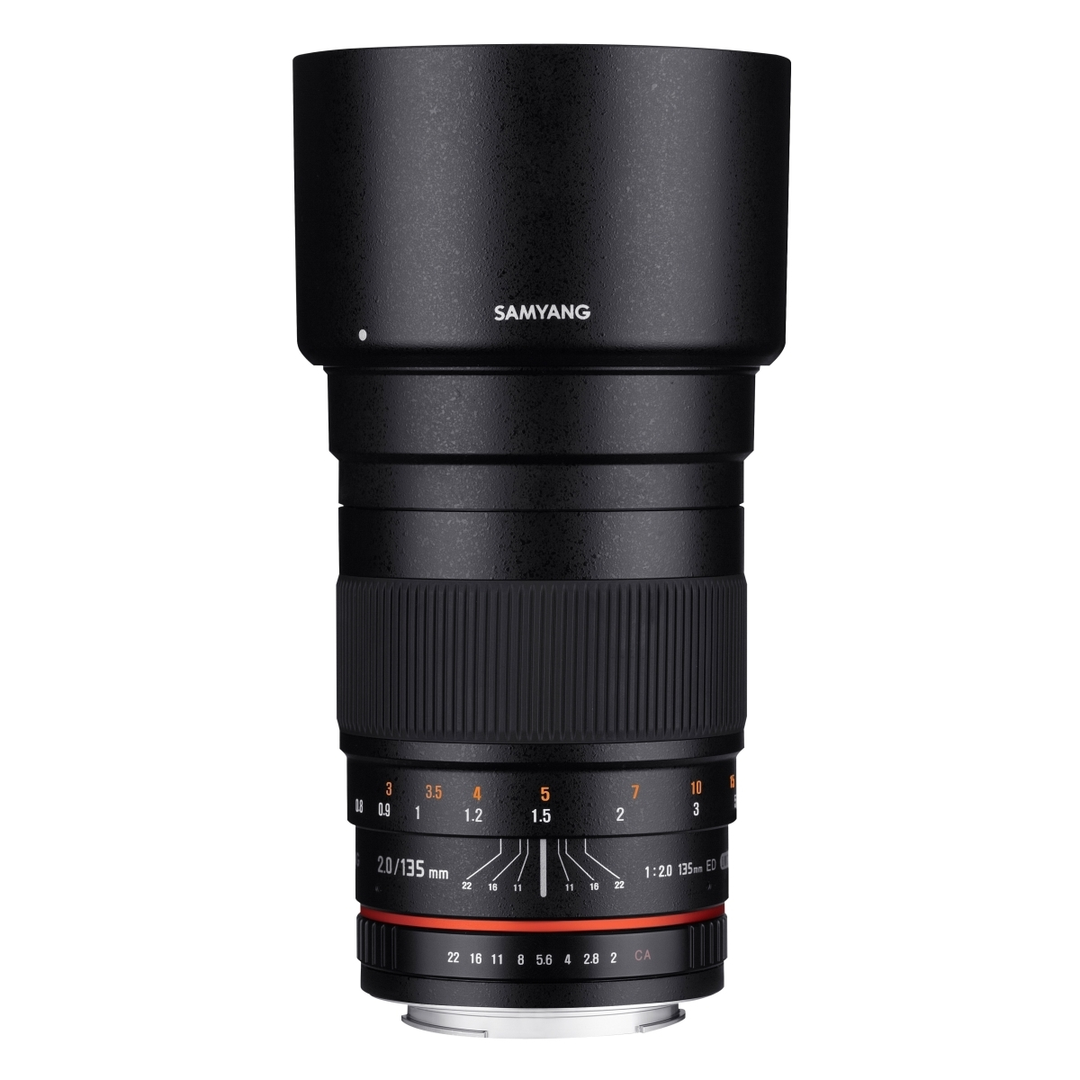 Samyang MF 135mm F2,0 MFT