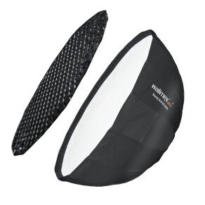 Walimex pro Studio Line Beauty Dish Softbox QA85 mit...