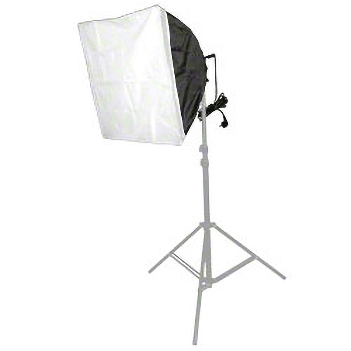 Walimex 3in1 Daylight Softbox + Lichtzelt 3x28W
