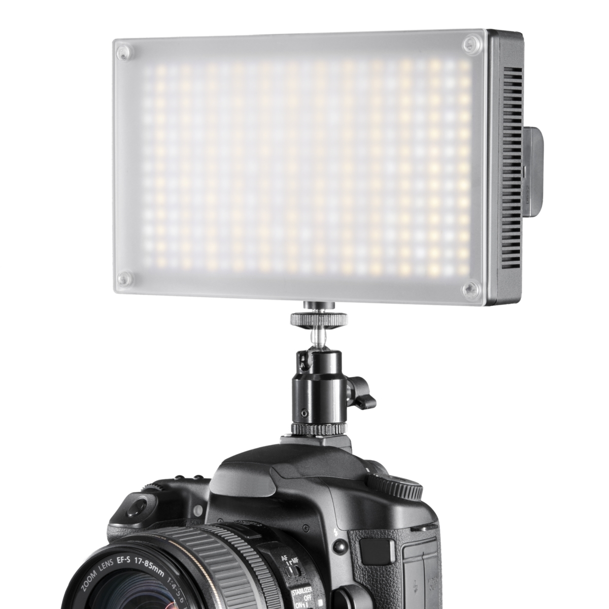 Walimex pro LED Foto Video 312 Bi Color
